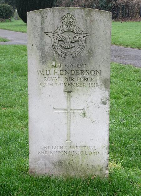 Profile picture for William Douglas Henderson