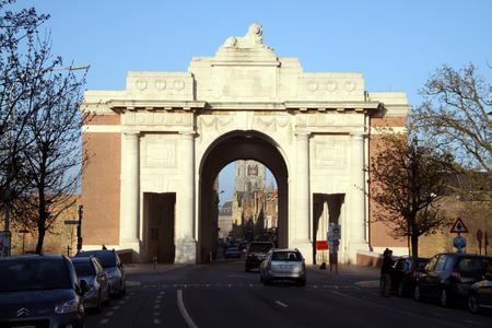 Ypres (Menin Gate) Memorial, West-Vlaanderen - 4