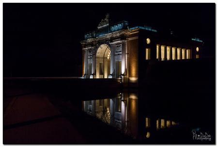 Ypres (Menin Gate) Memorial, West-Vlaanderen - 2