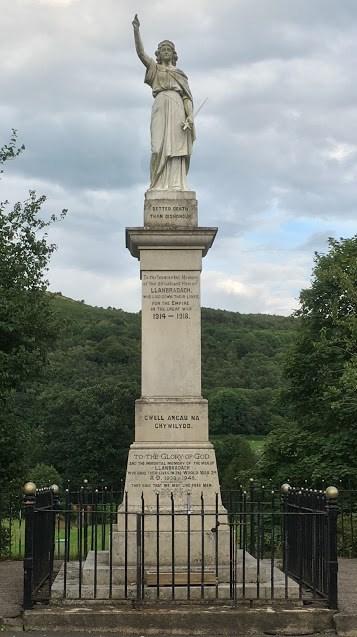 Llanbradach War Memorial