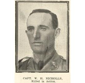 Profile picture for William Harold Nicholls