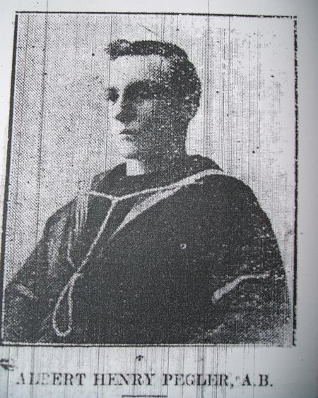 Profile picture for Albert Henry Pegler