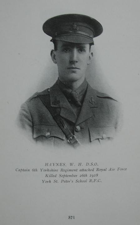 Profile picture for William Harold Haynes