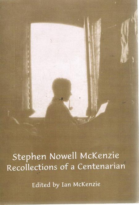 Profile picture for Stephen Nowell Mckenzie