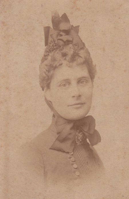 Profile picture for Florence Baillie-Grohman
