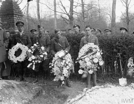 Red Baron's Funeral