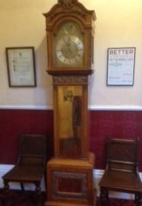 Elmfield memorial clock at Ashville College