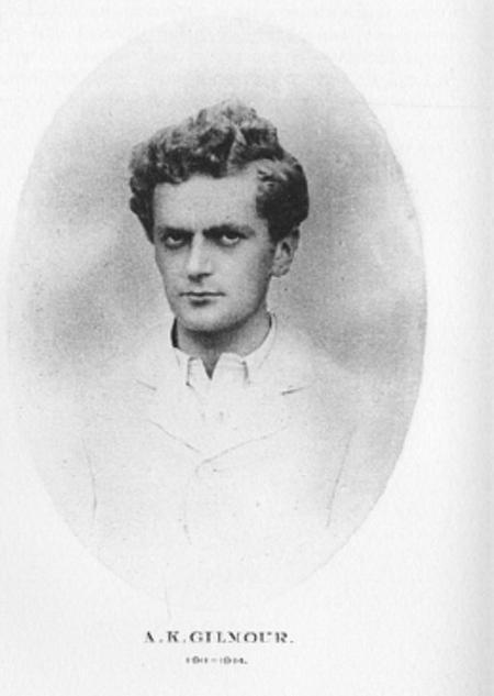 Profile picture for Archibald Keltie Gilmour