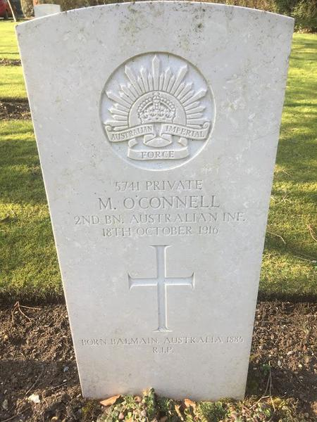 Profile picture for Maurice O'connell