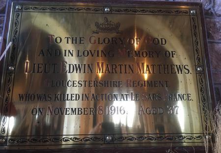 Profile picture for Edwin Martin Matthews