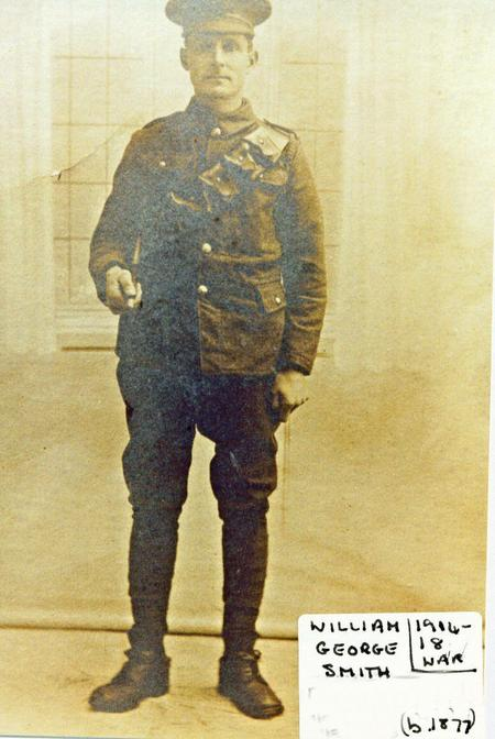 Driver William George Smith - Royal Engineers