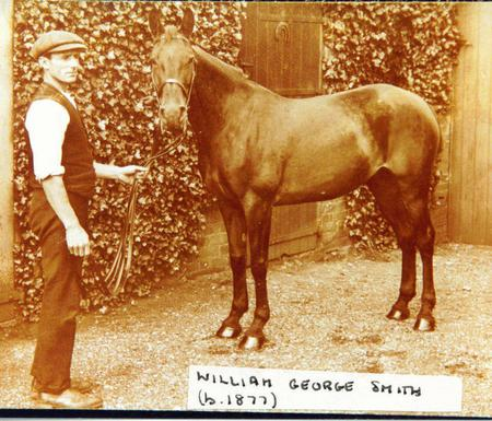 William George Smith as Groom