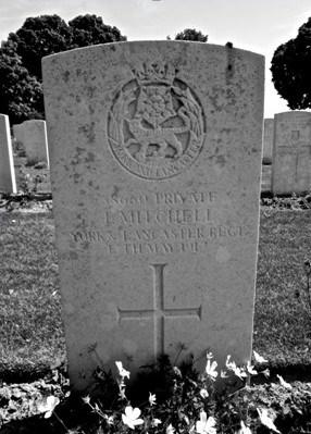 John Mitchell grave