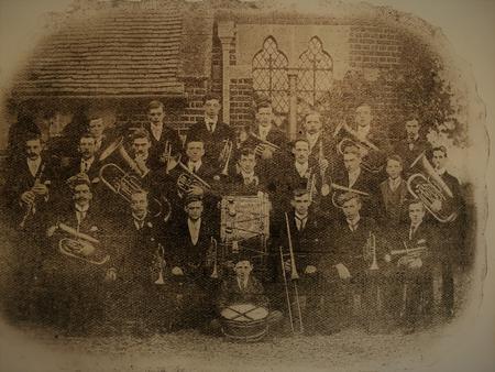 Little Gaddesden Brass Band 1903