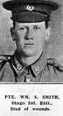 Profile picture for William Sturrock Smith