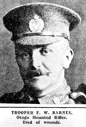 Profile picture for Francis Walter Barnes