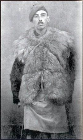 Photograph of E A Mackintosh