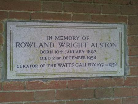 Profile picture for Rowland Wright Alston
