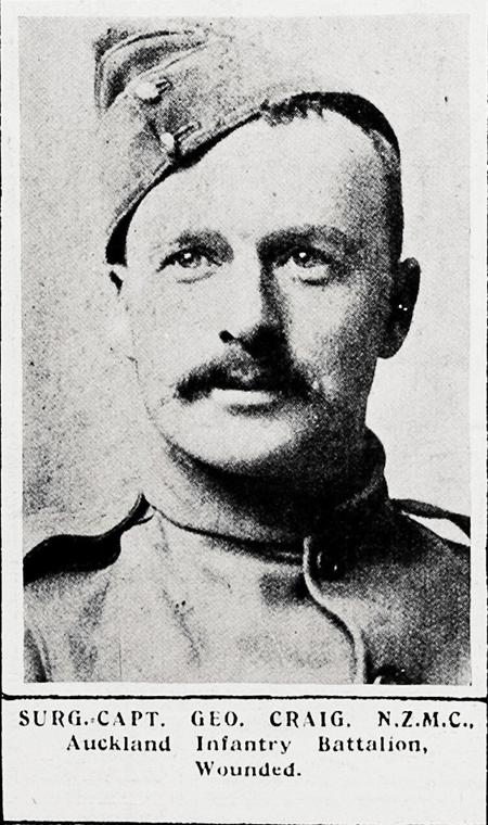 Profile picture for George Craig
