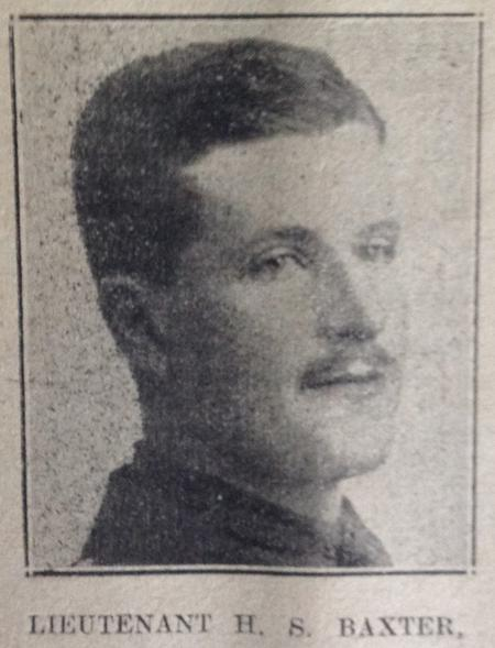 Profile picture for Hubert Spencer Baxter