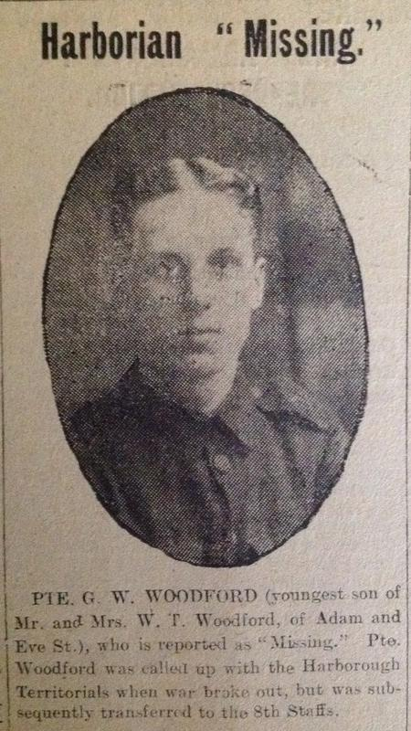 Profile picture for George William Woodford