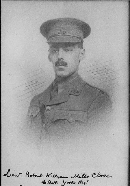 Profile picture for Robert William Mills Close