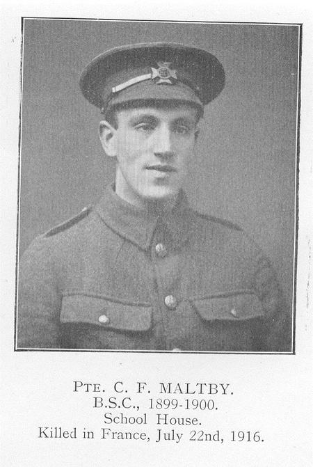 Profile picture for Frank Cornelius Maltby