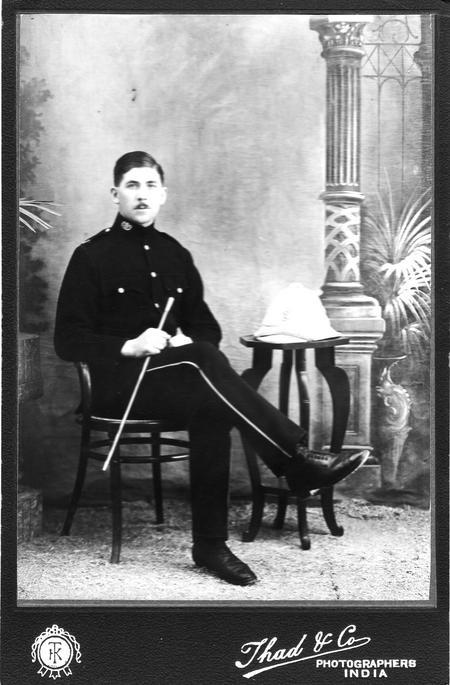 Profile picture for George Reginald Cranham