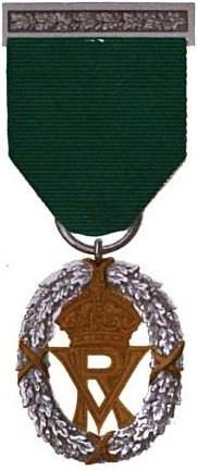 Volunteer Officers Decoration