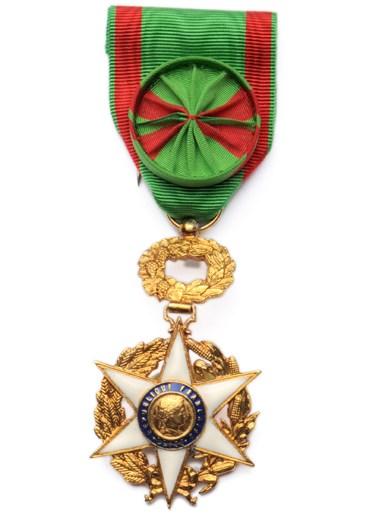 Officer of the Ordre du Mérite Agricole