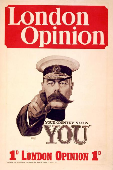 Alfred Leete Poster