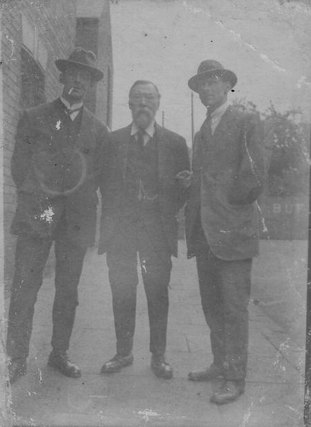 Fred Wilmot, on right.