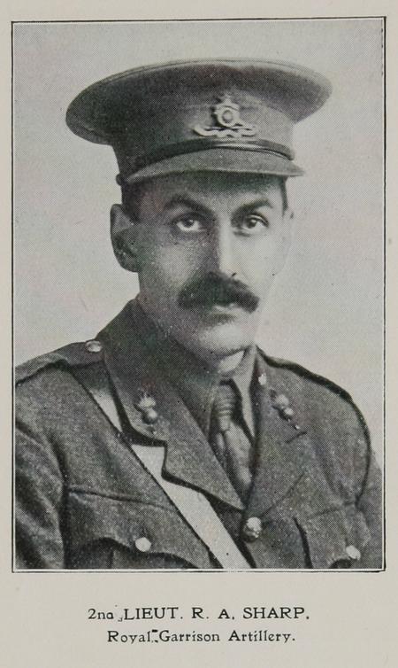 Profile picture for Reginald Archibald Sharp