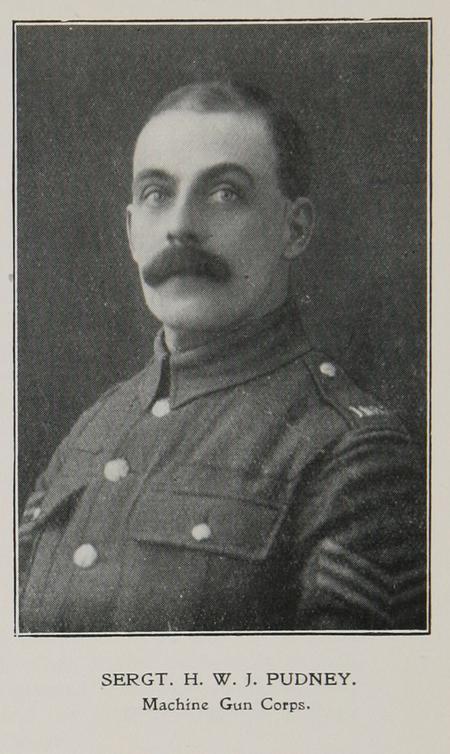 Profile picture for Herbert William James Pudney