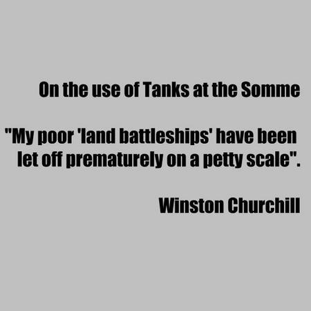 Tank Quotation