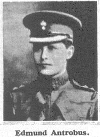 Profile picture for Edmund Antrobus