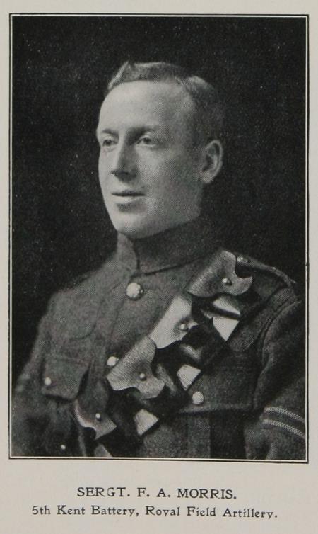 Profile picture for Frank Arthur Morris
