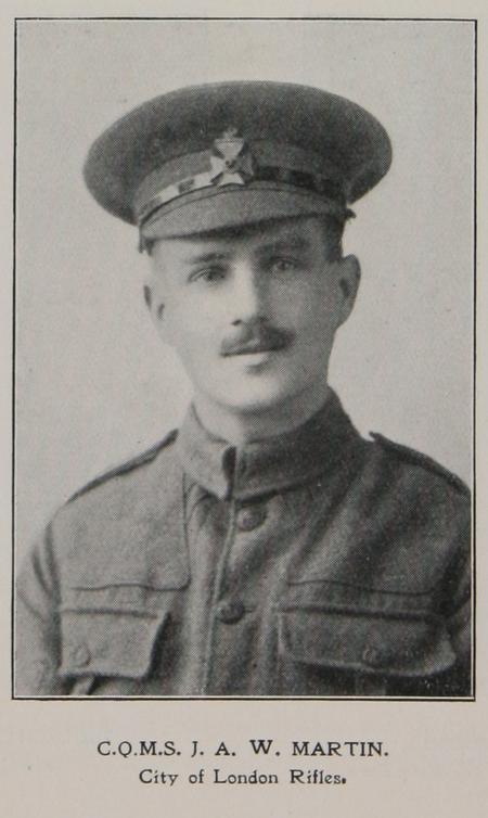 Profile picture for John Alan Worssam Martin