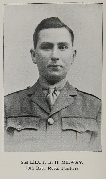 Profile picture for Edwin Horace Milway