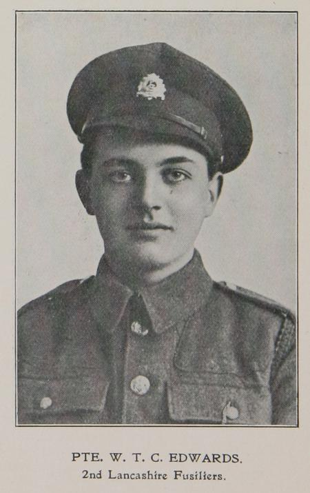 Profile picture for William Thomas Cyril Edwards