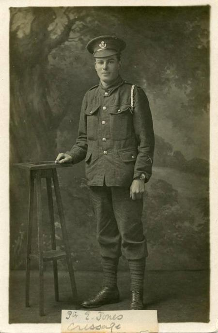 Profile picture for Edwin Jones