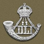 DLI cap badge