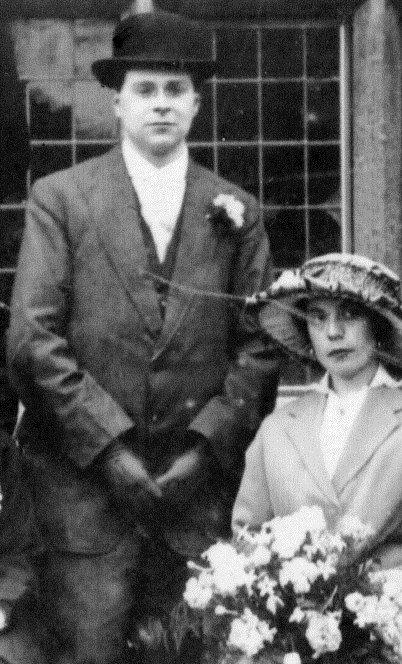 Wanford Charles Fifield marriage April 1916