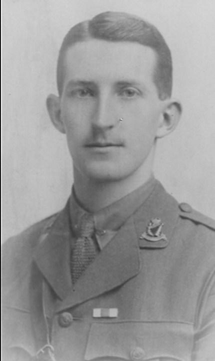 Capt. Wm F Hogg, M.C