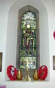 Thringstone, Stained Glass