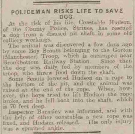 Dundee Courier 15 May 1913