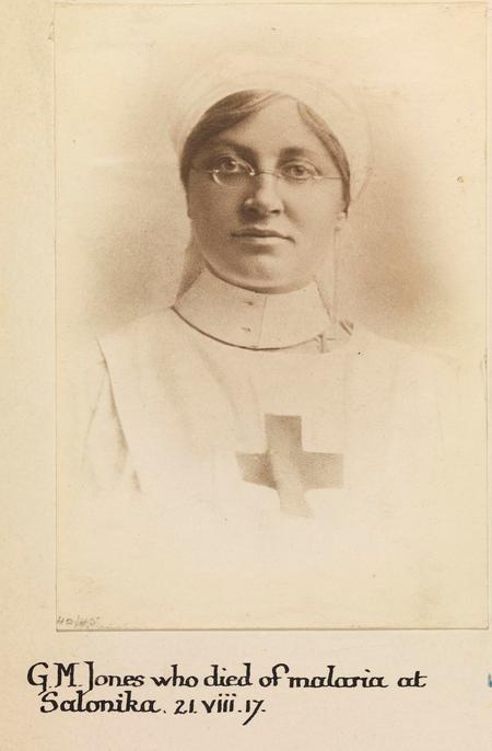 Profile picture for Gladys Maud Jones
