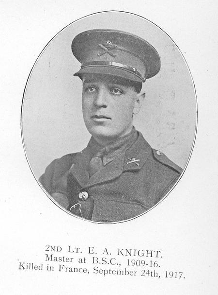 Profile picture for Ernest Alexander Knight