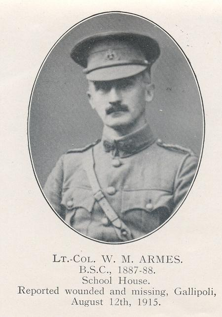 Profile picture for William Morriss Armes