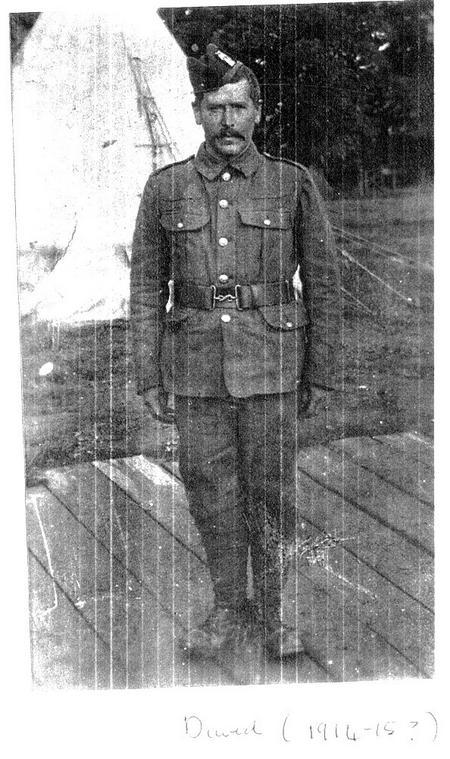 David Stock c 1915